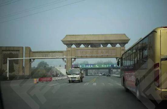 容城县,服装产业是该县主导产业
