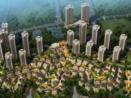 重庆大川滨水城