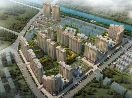 沛县汉城国际花苑二期