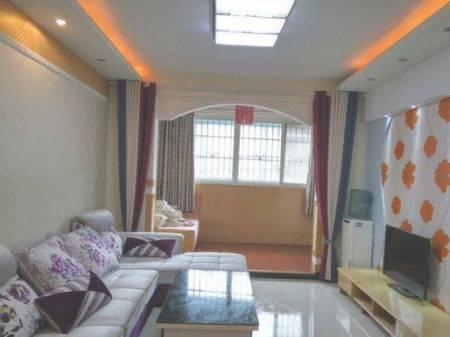 金域蓝湾 2室2厅80平米 精装修 押一付三