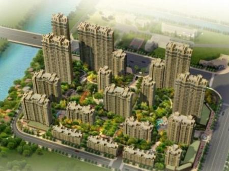 兴化昭阳湖御景园