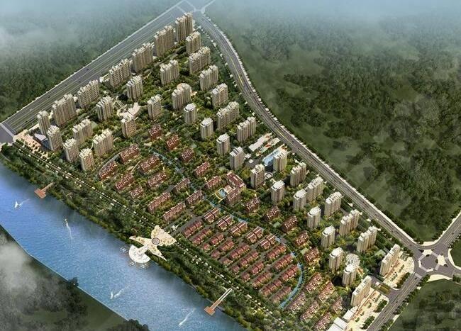 莱阳龙门山水华庭