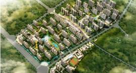 峰峰·中央公园楼盘 一期即将交房