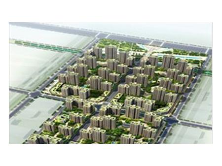 汉川世纪新城一期