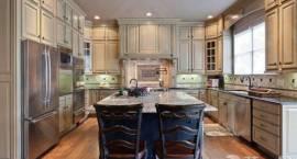 厨房装修设计案例分析 教您怎样布置集聚自我魅力之家