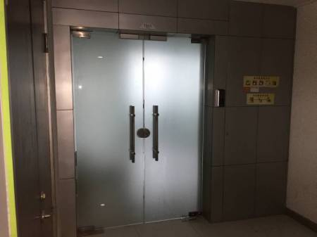 江北汇金国际商务中心领包入住