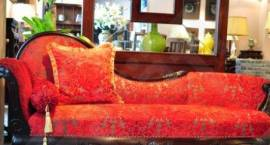 贵妃沙发椅的清洁有妙招