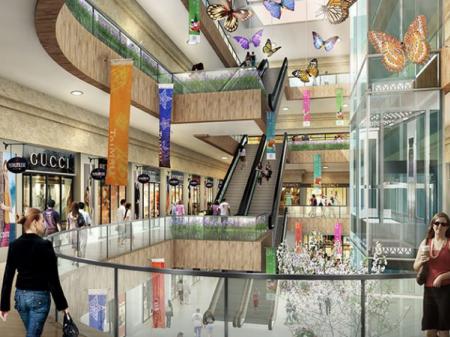 汉源财富商业中心