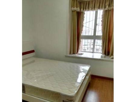乐至县尚锦秀庭 3室2厅1卫 107平 豪装 1100元/月