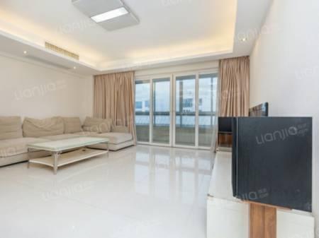 嘉盛豪园G组团17楼4室豪装南北690万出售